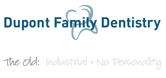 Dupont Family Dentistry Old logo